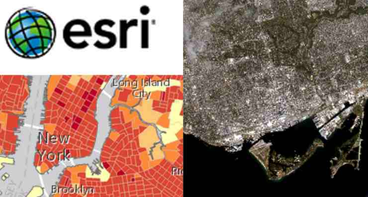 ESRI Environmental Systems Research Institute is an international supplier of Geographic Information System software, web GIS and geodatabase management applications